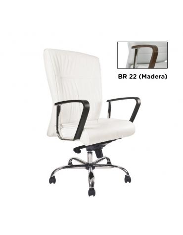 Sillón ejecutivo de alto nivel modelo BM 1250