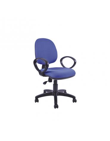 Silla secretarial con brazos expressmodelo BM 640