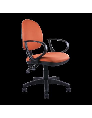Silla secretarial multifuncional modelo BM 604 PL